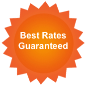 Best exchange rates guaranteed
