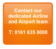 Contact the airline and airports team