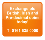 Exchange old British, Irish and Pre-decimal coins today
