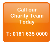 Contact our charity team on 0161 635 0000