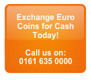 Exchange Euro Coins - Call Us