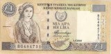 Picture of Cypriot £1 Note