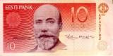 Estonian Kroon Banknote