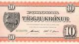 The Faroese Krona banknote