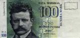 Finnish Markkaa Banknote