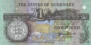GGP £1 Banknote
