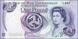 £1 Isle of Man Banknote