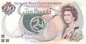 £10 Pounds IMP Banknote