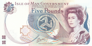 £5 Pounds IMP Banknote