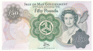 £50 Pounds IMP Banknote