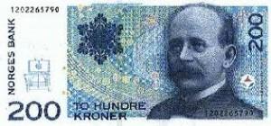 norwegian kroner to php