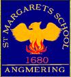 St Margaret's C of E School Logo