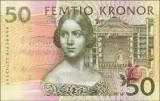 Exchange Swedish Kroner Banknotes
