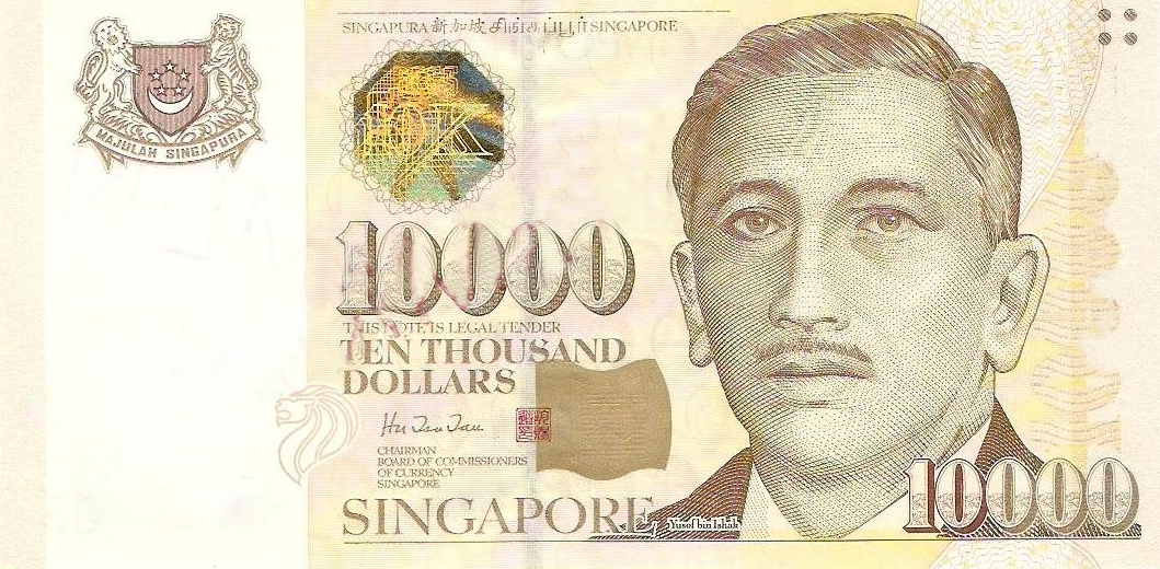 Exchange Singapore Dollar Banknotes today! - Cash4Coins