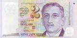 Singapore dollars Banknote