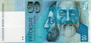 50 SKK Banknote
