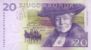 20 SEK Banknote
