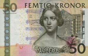 50 SEK Banknote