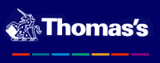 Thomas's school logo