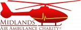 Midlands Air Ambulance red logo