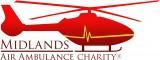 Midlands Air Ambulance red logo