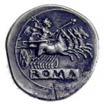 Coin from Roman Times