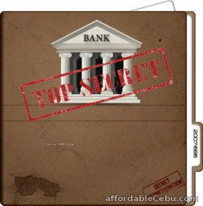 Top Secret Banking